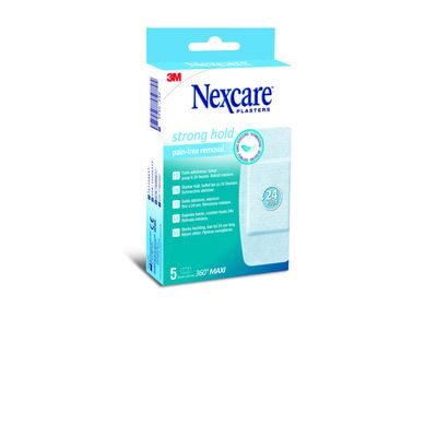 Nexcare sensitive 360 graden maxi
