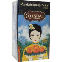 Celestial Season Mandarin orange spice herb tea