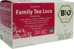 Bio Friends Family tea luca bio