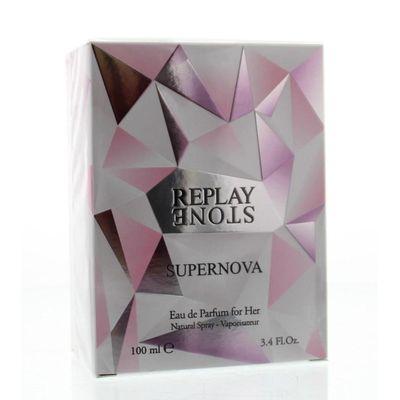 Replay Stone supernova for her eau de toilette