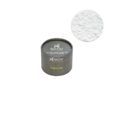 Boho Cosmetics Mineral loose powder translucent powder white