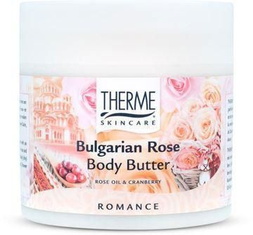 Therme Bodybutter Bulgarian rose