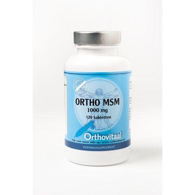 Orthovitaal Ortho MSM 1000 mg