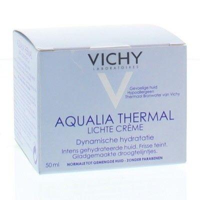Vichy Aqualia thermal lichte creme