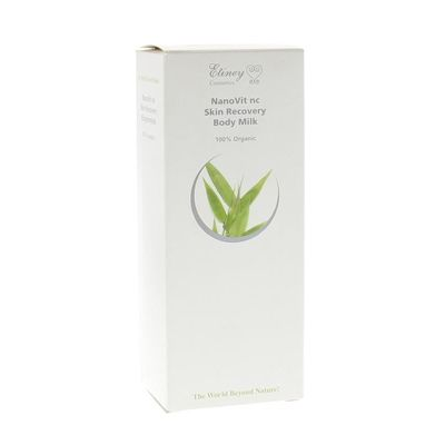 Etiney Cosmetics Nanovit NC skin recover body milk