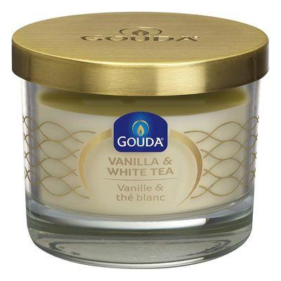 Gouda Gevuld geurglas ivoor/vanille/witte thee 66/80