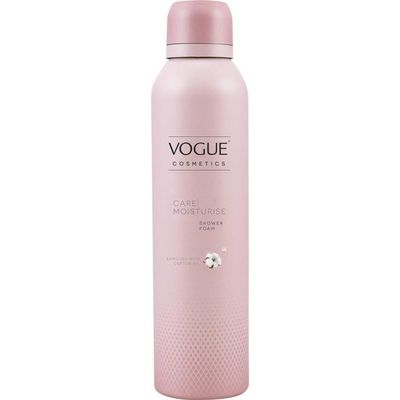 Vogue Cosmetics Shower foam care & moisturise