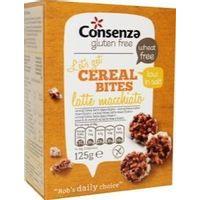 Consenza Lattemachiato cereal bites
