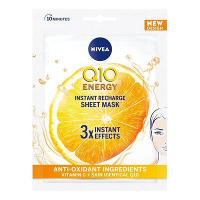 Nivea Visage Q10 plus C tissue mask