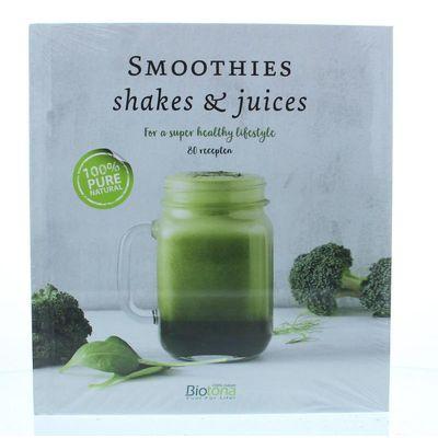 Biotona Smoothies shakes & juice