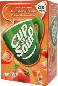 Cup a Soup Tomaten creme soep