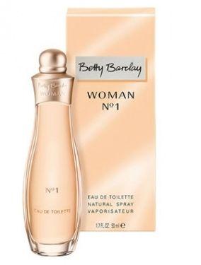 Betty Barclay Woman 1 eau de toilette spray