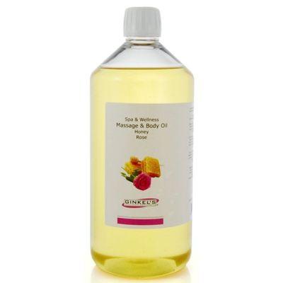 Ginkel's Body massage olie honey & rose