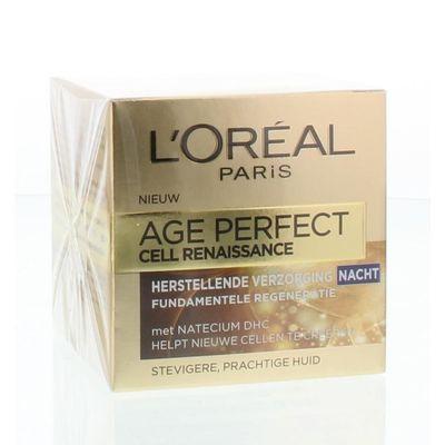 Loreal Age perfect cell renaissance night cream