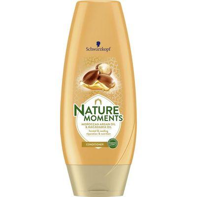 Schwarzkopf Nature Moments Moroccan Argan Oil & Macadamia Oil