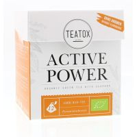 Teatox Bio Thee Active power thee bio