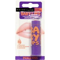 Maybelline Babylips peach kiss blister