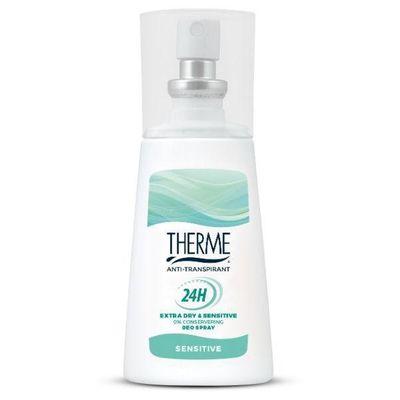 Therme Anti-transpirant sensitive verstuiver (groen)
