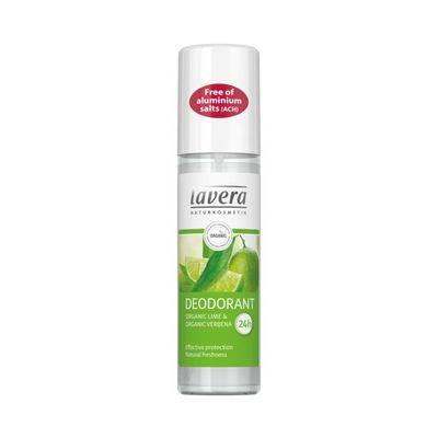 Lavera Deodorant spray lime and verbena