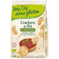 Ma Vie Sans Rijstcrackers met olijfolie