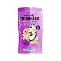 Terrasana Triangles zwarte rijst