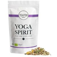 Teatox Bio Thee Yoga spirit bio refill