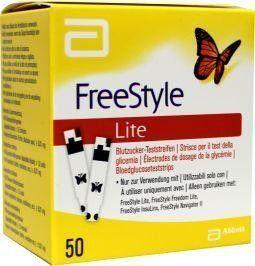 Freestyle Lite teststrips 50 stuks