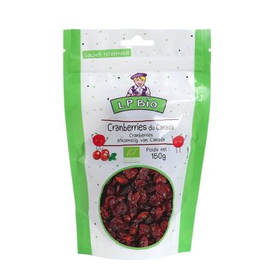 Lou Prunel Cranberries bio