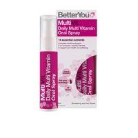 Betteryou MultiVit daily multi vitamin oral spray