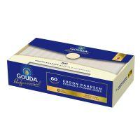 Gouda Kroonkaars stearine 200/24 wit