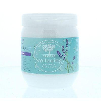 Treets Epsom bath salt lavender