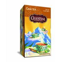 Celestial Season Chai tea decaf Indian spice