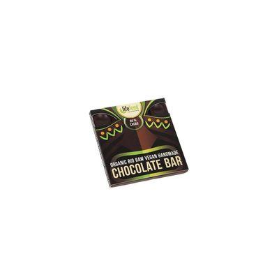 Lifefood Raw chocolate 80% cacao bio