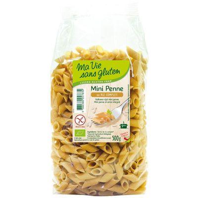 Ma Vie Sans Penne mini halfvolkoren bio - glutenvrij