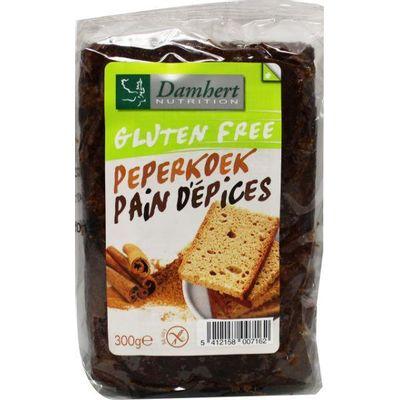 Damhert Peperkoek glutenvrij