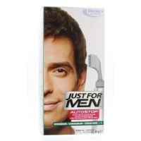 Just For Men Autostop donker bruin A45
