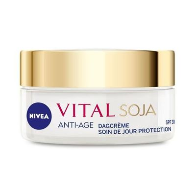Nivea Vital dagceme soja anti age SPF30