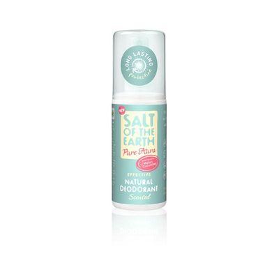 Salt Ofthe Earth Natuurlijke deo pure aura spray melon & cucumber