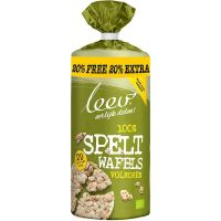 Leev Bio oerrr wafels 100% spelt