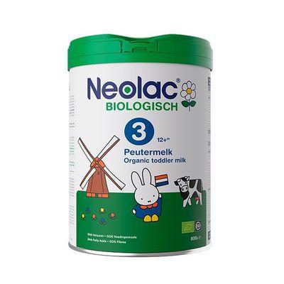Neolac Organic Peutermelk 3 bio