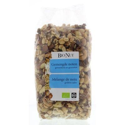 Bionut Gemengde noten geroosterd & gezouten