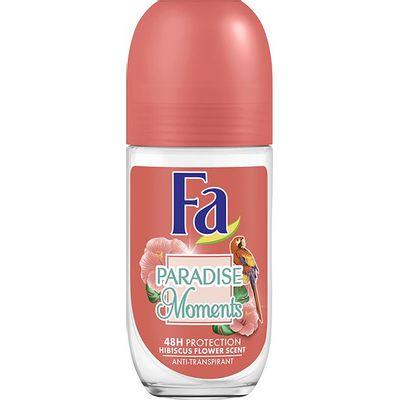 FA Deodorant roller paradise moments