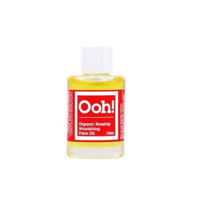 Ooh! Organic rosehip cell regeneration face oil
