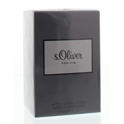 S Oliver For him aftershave