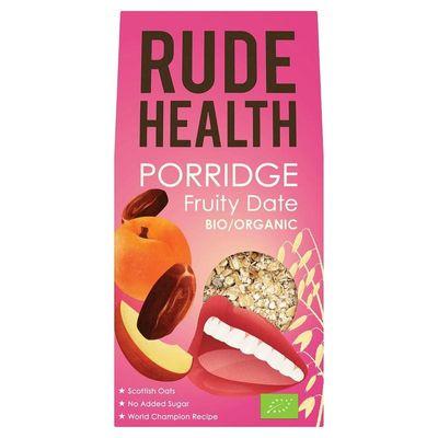 Rude Health Porridge fruity date