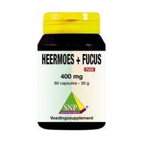 Heermoes & fucus 400 mg puur