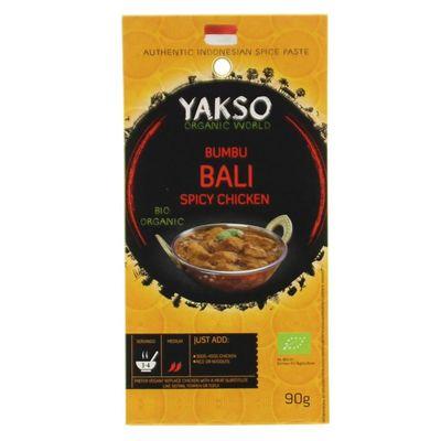 Yakso Bumbu bali bio