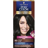Poly Color Creme haarverf 45 zwart
