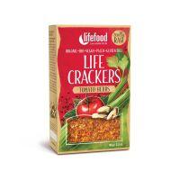 Lifefood Life crackers tomaat kruiden