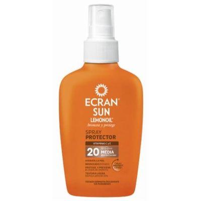 Ecran Sun milk carrot spray SPF20